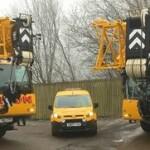 Новые краны LTM 1060-3.1 и LTM 1200-5.1 от Horizon