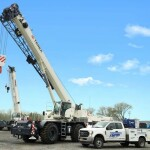 Empire's new Terex RT 100US